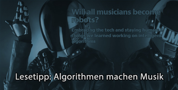 Roboter machen Musik