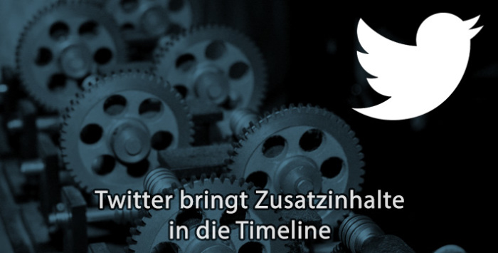 Twitter wird algorithmischer