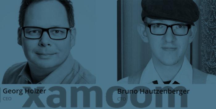 Georg Holzer, Bruno Hautzenberger