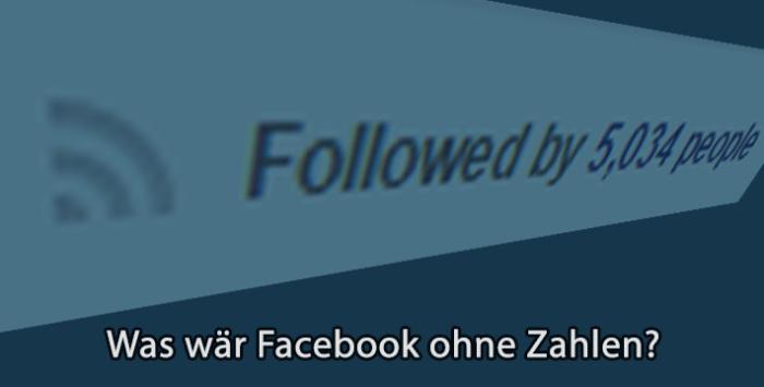Facebook Demetricator: Social Media ohne Zahlen
