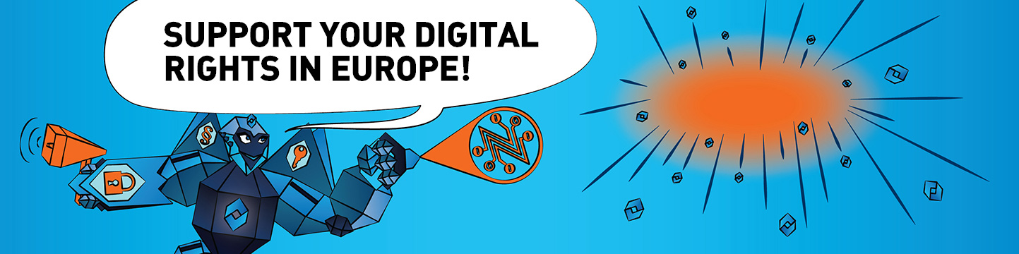Netzneutralität in Europa.