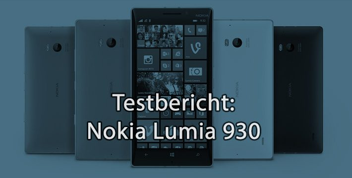 Windows Phone: Lumia 930