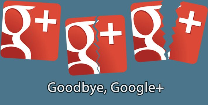 Der neue Google Plus Boss sperrt zu