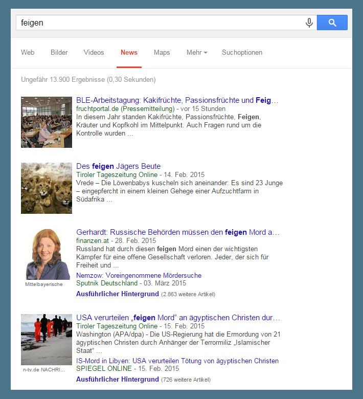 Google News jetzt mit PR