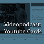 Cards lösen Youtube Annotationen ab