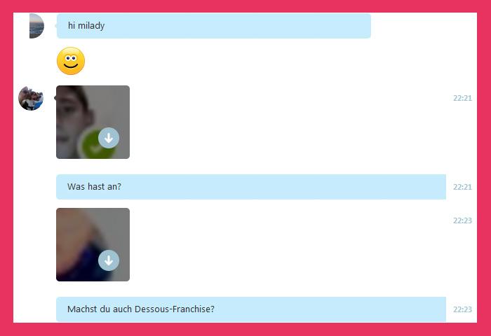 Skype, Spielwiese für schüchterne Egomanen