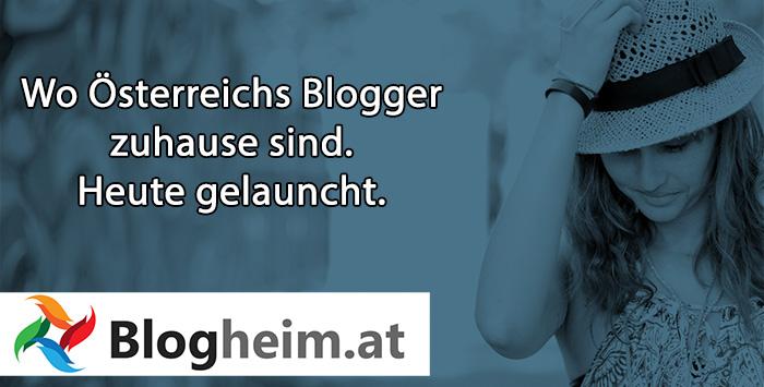 Blogheim.at - Die Community für Österreichs Blogger