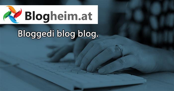 Blogheim.at - Die österreichische Blogger-Community