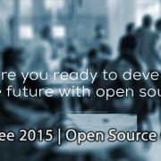 netidee Förderaktion 2015 und Open Source Camp