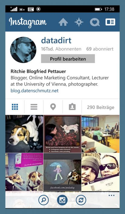 Alles über Instagram: Funktionen, Fakten, Best Practices | Marketing mit digitalen Polaroid Selfies?