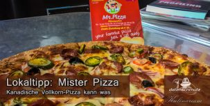 Eine feines Delivery-Lokal in der Wiener Schottenfeldgasse