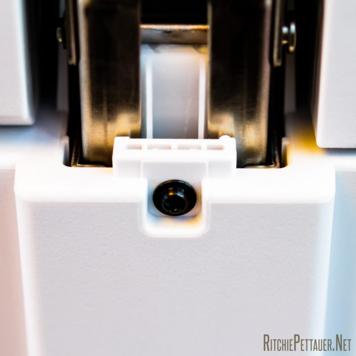 OKI Multifunktionsdrucker: Das Selbstschwenker-Display [Video]