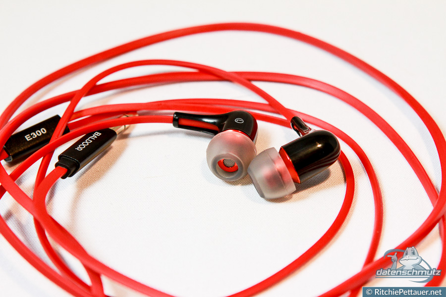 GranVela Mrice Baldoor E300 In-Ear Kopfhörer Review