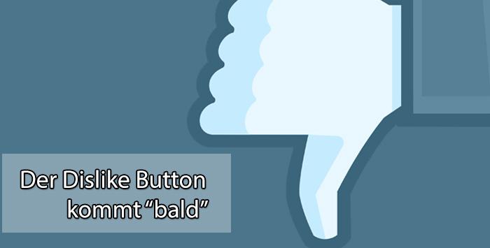 Gefällt mir nicht Button