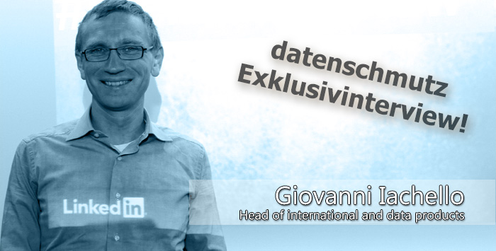 LinkedIn Insiderwissen: Interview mit Giovanni Iachello | Head of International and Data Products