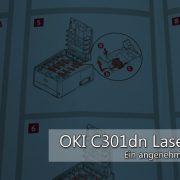 OKI C301dn Test