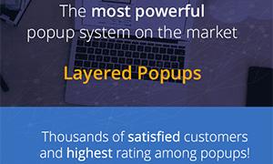 Layered Popus | | Premium WordPress Plugin