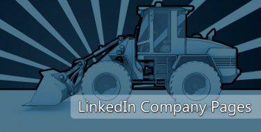 Wie richtet man eine Unternehmensseite auf LinkedIn ein?