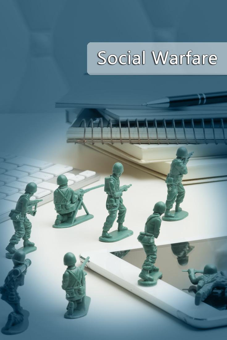 Social Warfare ist die beste und umfassende Sharing-Button Lösung für WordPress.