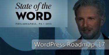 WordPress Zukunft 2017