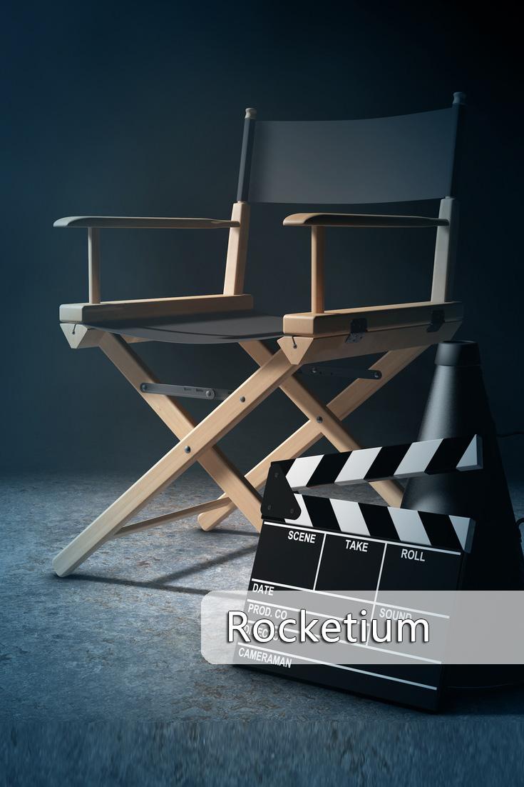 Rocketium Online Cloud Editor - So einfach war die Erstellung von Social Media Videos noch nie.