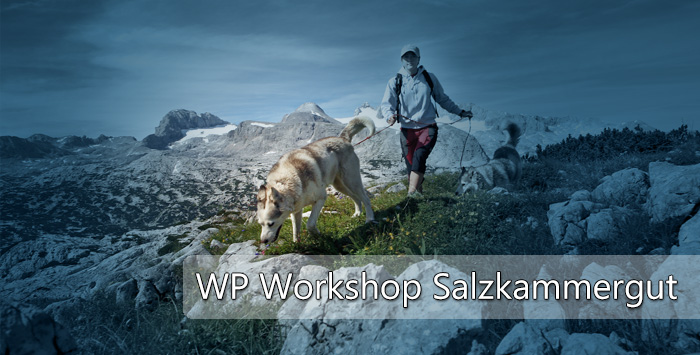 WordPress Workshop TVB Salzkammergut