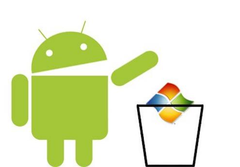 Android überholt Windows als populärstes Betriebssystem