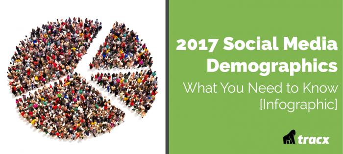 Die Social Media Demographie ist im Wandel begriffen