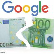 Sinken die Google Werbebudgets in Deutschland?