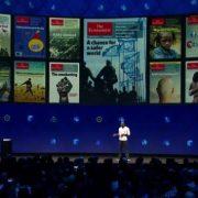 Mark Zuckerbergs F8 Keynote: Virtual Reality steht ganz oben auf der Agenda