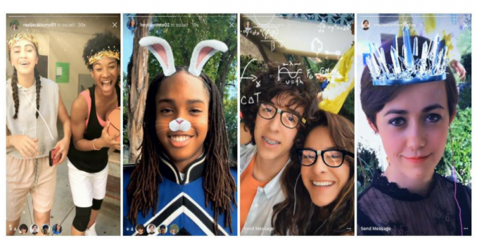 Instagram Stories können jetzt verlinkte Hashtags