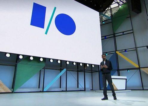 101 Ankündigungen auf der Google I/O 2017