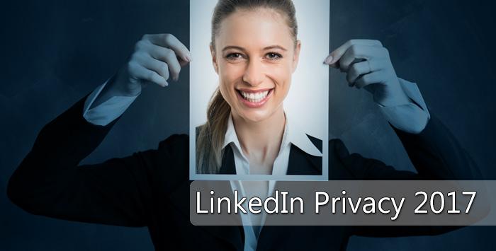 LinkedIn Privacy Einstellungen