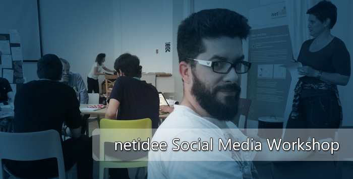 Social Media Round Table beim netidee spring talk