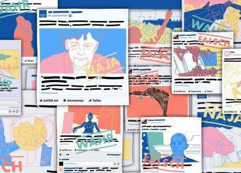 verbreitet die meisten Falschmeldungen auf Facebook – Vices Motherboard Blog hat über