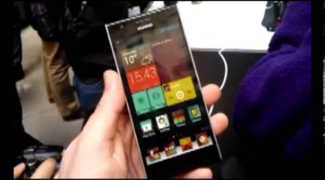 Worldwide Launch: Huawei Ascend P2