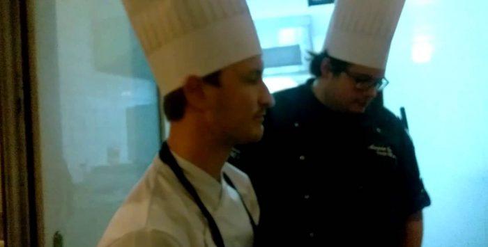 Ristorante da Vinci - Spitzenköche bei der Arbeit | datenschmutz Kulinarium