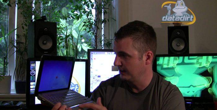 Windows Seven am Netbook