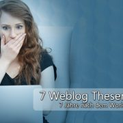 WBF Thesen revisited