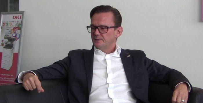Interview mit Karl Hawlik | CEO von OKI Österreich