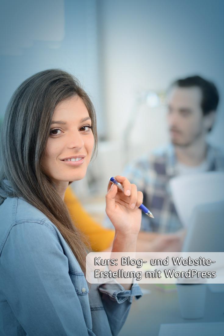 Blog- und Website-Erstellung mit WordPress (2-Tages-Kurs)