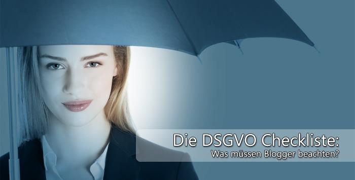 Wie setzte ich die DSGVO für mein Blog um?