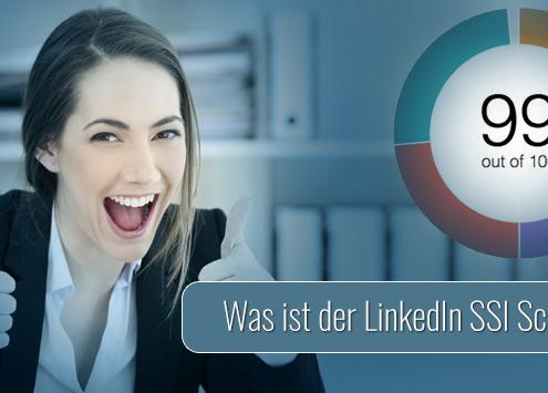 Wie funktioniert der Social Selling Index von LinkedIn?