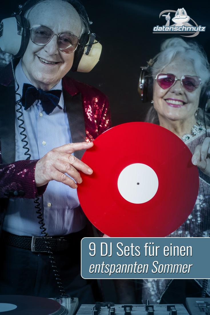 9 DJ Sets für den Sommer 2018