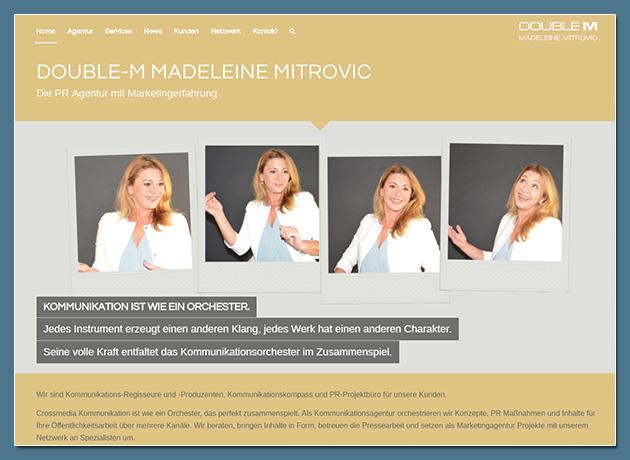 Madeleine Mitrovic - Double M