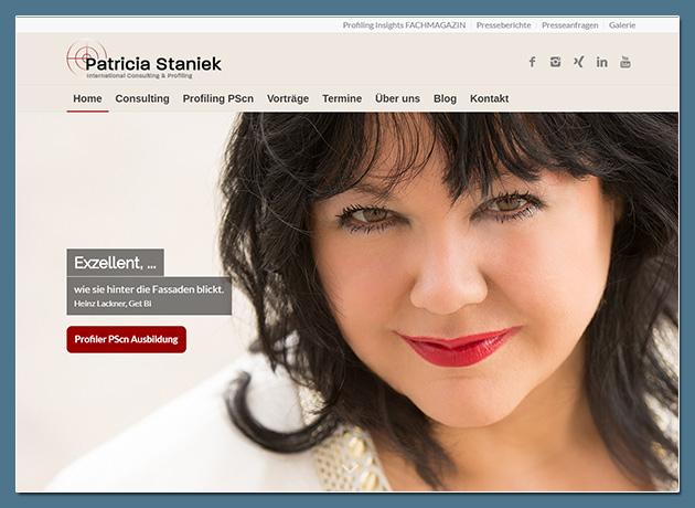 Patricia Staniek, International Profiler