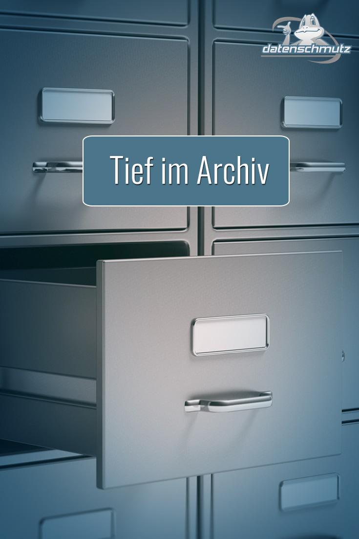 Das optimale Blog-Archiv