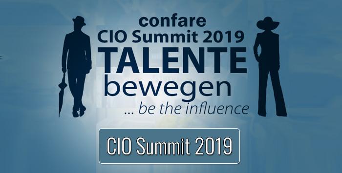 Was Führungskräfte von Influencern lernen können | confare CIO Summit 2019
