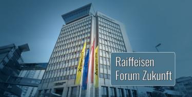 Raiffeisen Forum Zukunft: Was machen digitale Technologien mit uns?