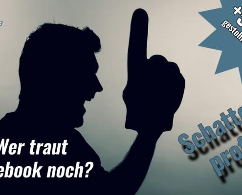Schattenprofile: Facebook lügt (und lässt sich auch noch hacken)